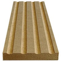 Moulure Décorative 12x80   MDF