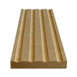 Moulure décorative 12x80 - MDF